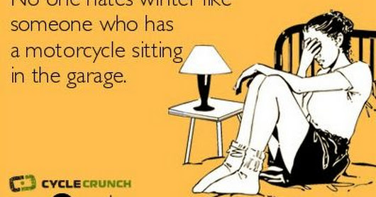 PMS parked motorcycle syndrome | Now That's Funny (Biker Humor) | Pinterest | Motorcycles, Winter and Harley Motorcycles