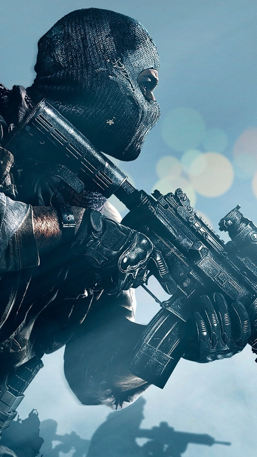 Good Call Of Duty Ghosts Wallpaper For Android Huge Free