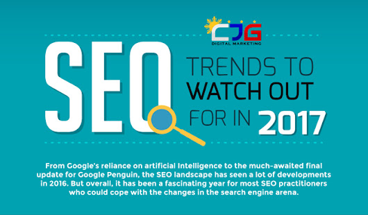 The Top 8 SEO Trends in 2017 (Infographic)