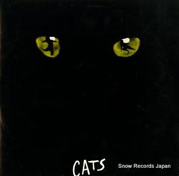 CATS complete original broadway cast recording