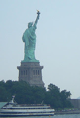 Lady Liberty from NJ