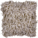 KAS Rugs Shimmer Decorative Pillow Champagne