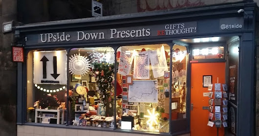 Christmas shopping in the North East's independent shops - you know you want to