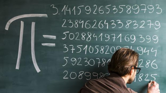 How the number pi inspired a writing style