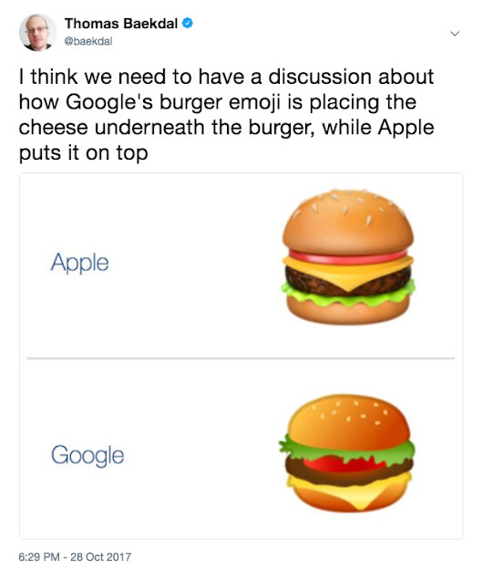 The Burger Emoji: A First-Hand Analysis of The Media Coverage