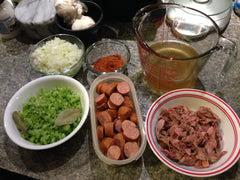 Jambala recipe