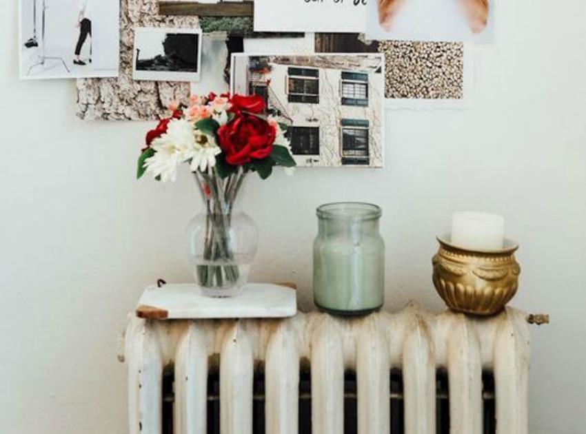 72 deco ideas para decorar radiadores paso a paso - Ideas para cubrir radiadores ...