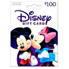 Disney Gift Card Retail and Experience Gift Cards