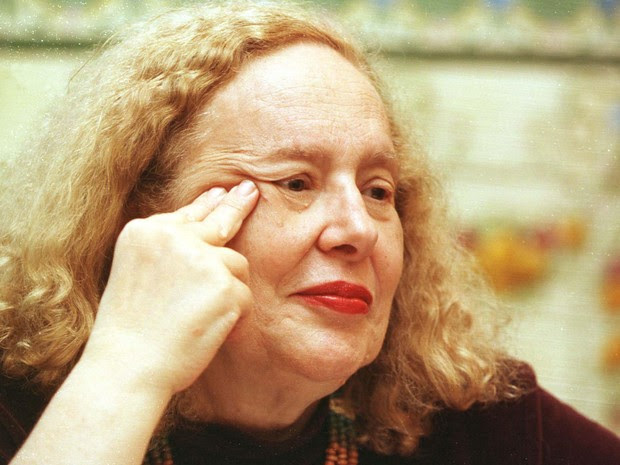 Rose Marie Muraro morreu aos 83 anos (Foto: CARLO WREDE/AJB/FUTURA PRESS)