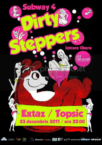 Dirty Steppers