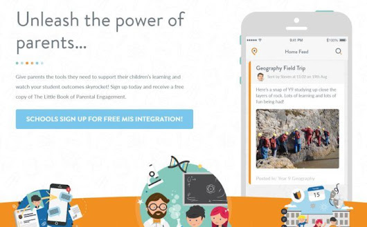Parent messaging app Parent Hub in £250k crowdfunding bid