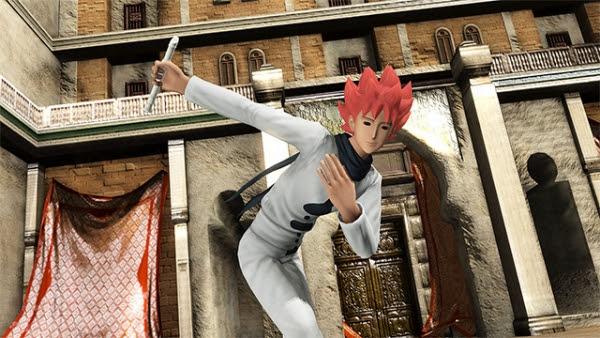 Jaguar Junichi, J-Stars Victory Vs, Shounen, Jump, Weekly Shounen Jump, Anime collaboration, games, PS3, Playable Characters