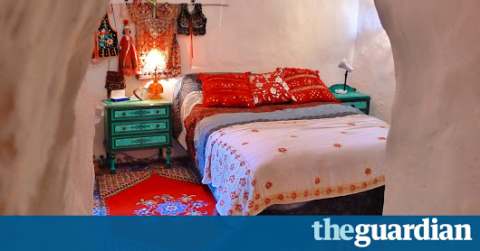 Keep your cool in Spain: holiday in a cave | Travel | The Guardian