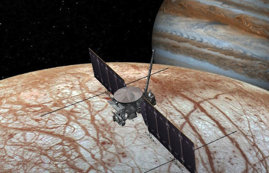 NASA Finds More Clues That Jupiter's Moon Europa Could Support Life