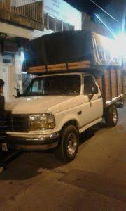 camioneta hecho encubrimiento