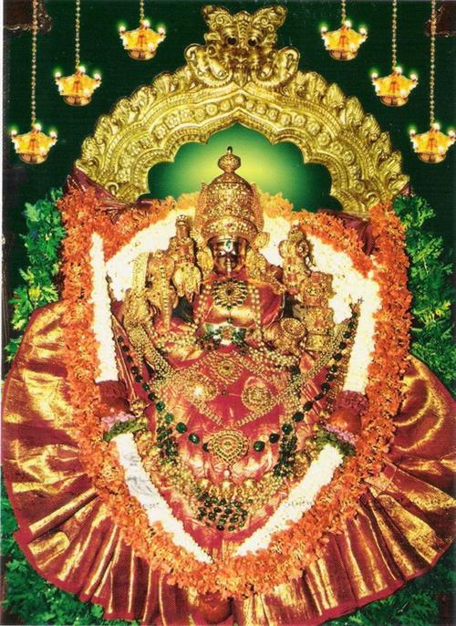 Ashtadasabhuja Durga Darshana - 15. Chamundeshwari Temple - Mysore