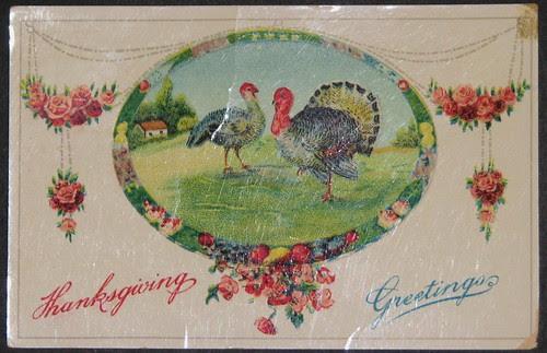Thanksgiving Postcards 002
