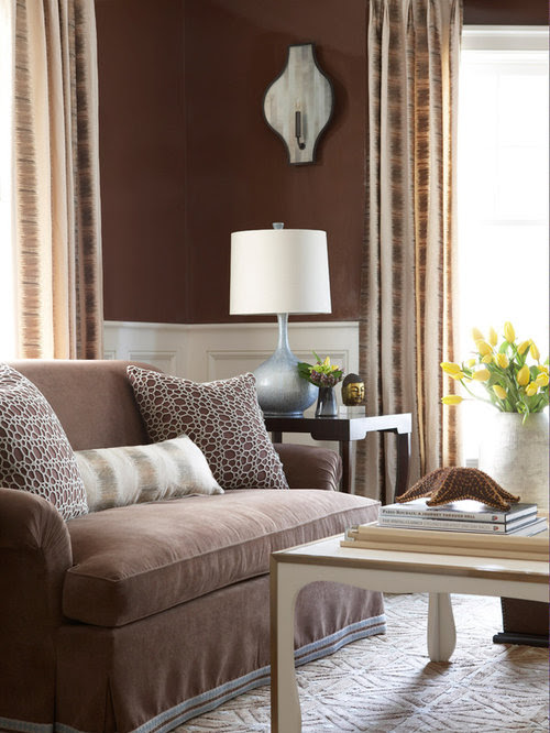 Sofa Skirt Home Design Ideas, Pictures, Remodel and Decor