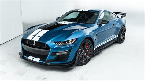ford mustang shelby gt  tech tidbits motor