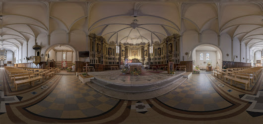 Reportage photo 360 : Pèlerinage Sainte Germaine (Pibrac) - Tofographies