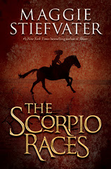 The Scorpio Races cover