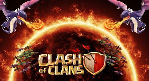 60  Wallpaper HD Android Clash of Clans (COC) Terbaru