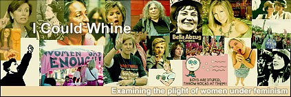 I Could Whine: Examining the plight of women under feminism