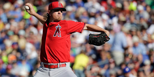 How Concerned Do You Need To Be About Jered Weaver? - CaliSports News