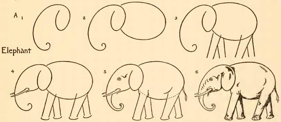 elephant 象