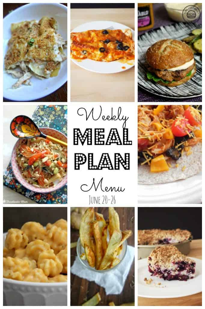 Weekly Meal Plan 062016-main
