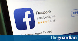Facebook moving non-promoted posts out of news feed in trial | Technology | The Guardian