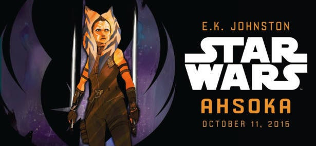 Star Wars: Ahsoka Novel Announced