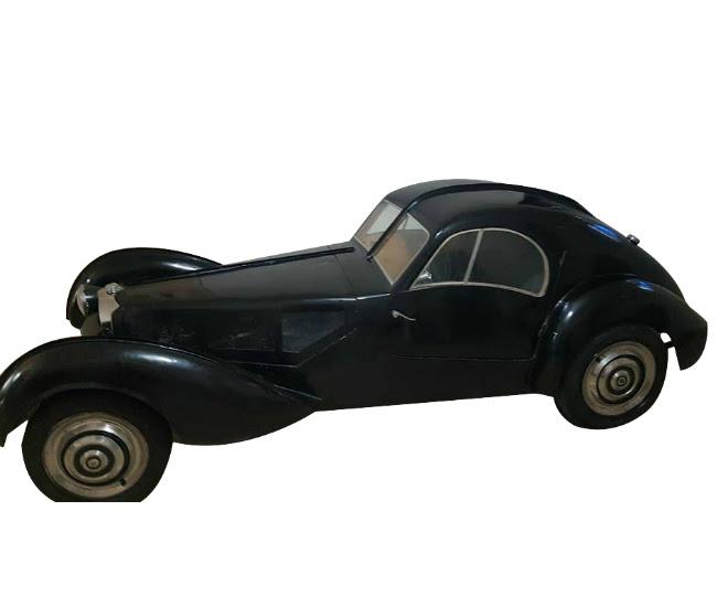 1936 Bugatti Type 57SC Atlantic - LUXUO