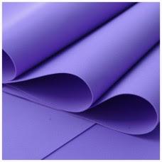 Foamiran Violet  - P0011 Foam
