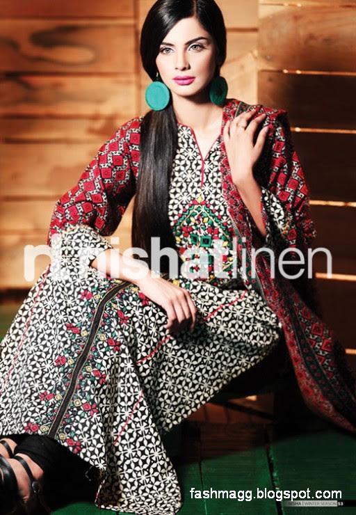 Nishat-Linen-Winter-Dresses-Collection-2013-Nishat-Linen-Fancy-Frocks-Shalwar-Kamiz-11