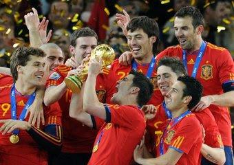 Spagna campione del mondo