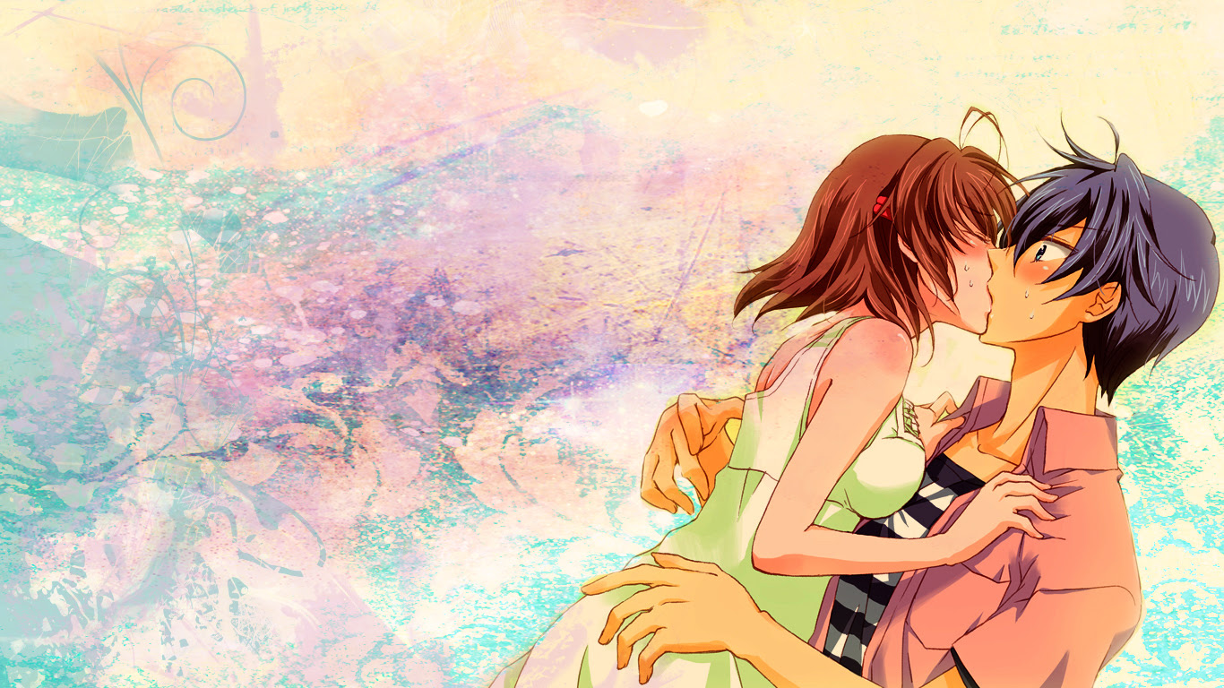 Anime Romance wallpaper