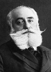 Max Simon Nordau, cofondatore del movimento sionista.
