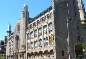 The Yeshiva University campus. Photo: Jim Henderson.