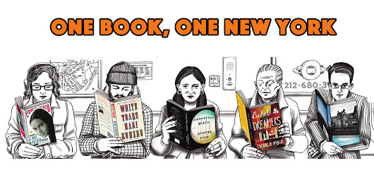 One Book, One New York is Back for Year Two