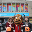 GNUs trick-or-treat at Windows 8 launch — Free Software Foundation — working together for free software