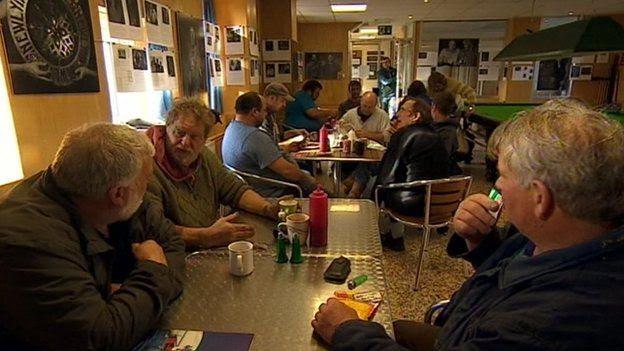 Fishermen's Mission in Newlyn