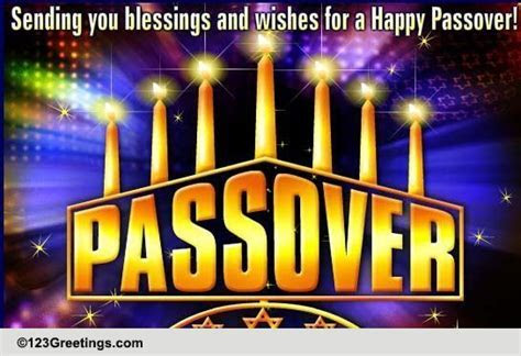 Passover! Free Happy Passover eCards, Greeting Cards   123
