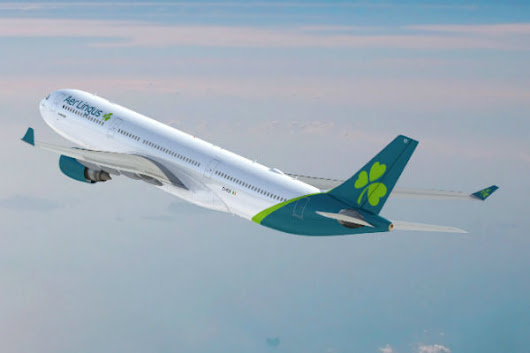 Aer Lingus reveals refreshed brand