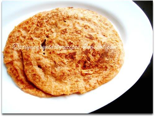 Tomato Brown Rice Adai
