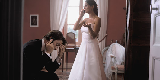 6 People Who Will Stress You Out On Your Wedding Day