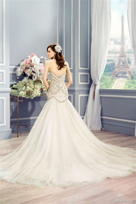 Moonlight Couture Fall 2015 Wedding Dresses   Wedding