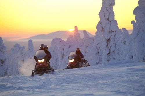 Winter Activity Taster Holiday in Luosto, Finland