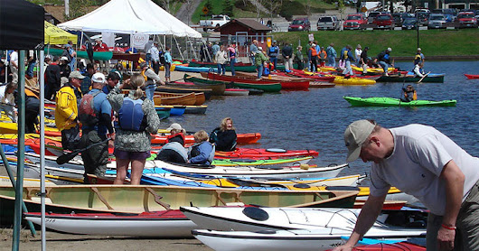 Springtime Fun is Happening in the Capital Region With Paddlefest & More: Apr 27- 29