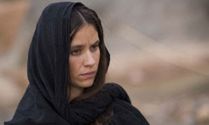 (c) BBC - The Passion - Mary Magdalene, played by Paloma Baeza